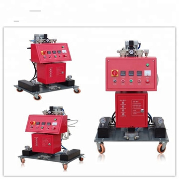 High pressure polyurethane spray foam insulation machine